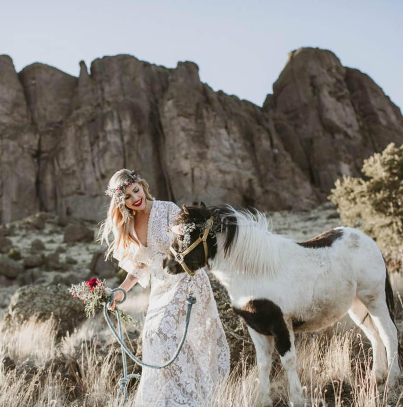 Romantic Getaway on Angel Rock Ranch